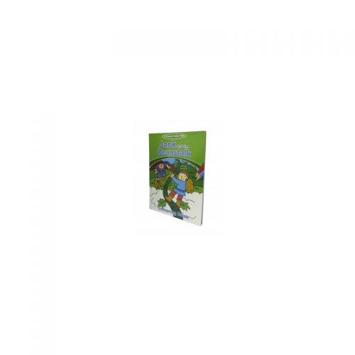 Jack si vrejul de fasole: carte de colorat (ed. tiparita)