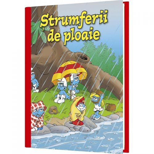 Strumferii de ploaie, Cosmostrumful (ed. tiparita)