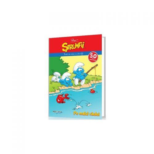 Strumfii: Pe malul raului (ed. tiparita)