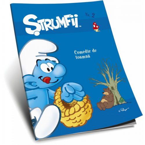 Strumfii nr. 2: Comedie de toamna (ed. tiparita)
