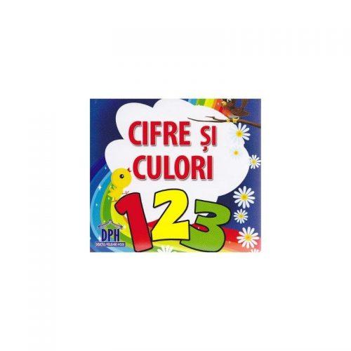 Cifre si culori (ed. tiparita)