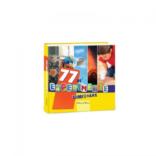 77 de experimente (ed. tiparita)