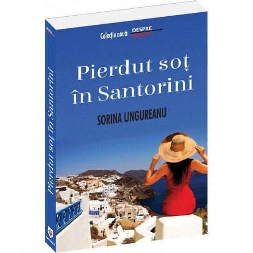 Pierdut sot in Santorini (ed. tiparita)