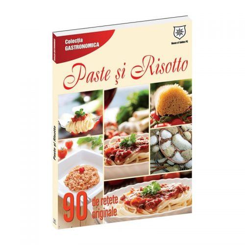 Paste si risotto (ed. tiparita)