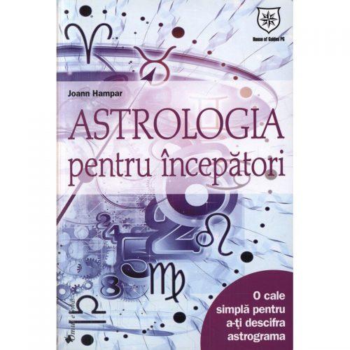Astrologia pentru incepatori (ed. tiparita)