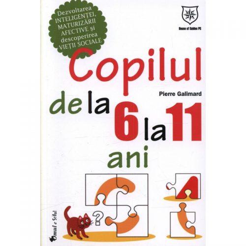 Copilul de la 6 la 11 ani (ed. tiparita)
