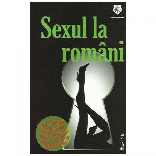 Sexul la romani (ed. tiparita)