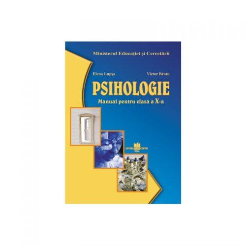 Psihologie: Manual pentru clasa a X-a