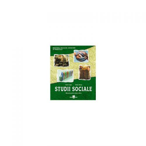 Studii sociale: Manual pentru clasa a XII-a