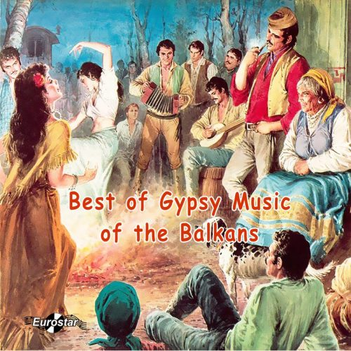 Best Of gypsy music of the Balkans (CD)