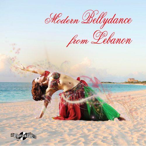 Modern bellydance from Lebanon (CD)