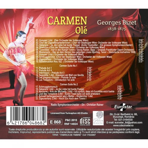 Carmen Ole (CD)