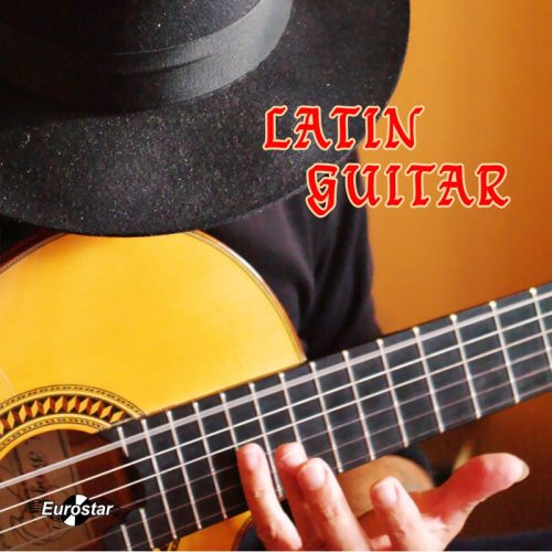Latin guitar (CD)
