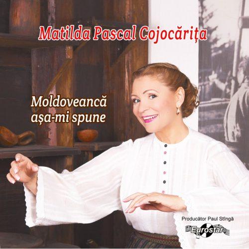Moldoveanca asa-mi spune (CD)