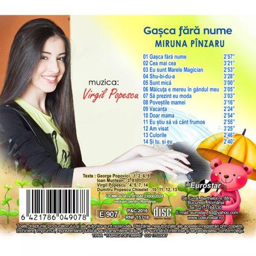 Gasca fara nume (CD)