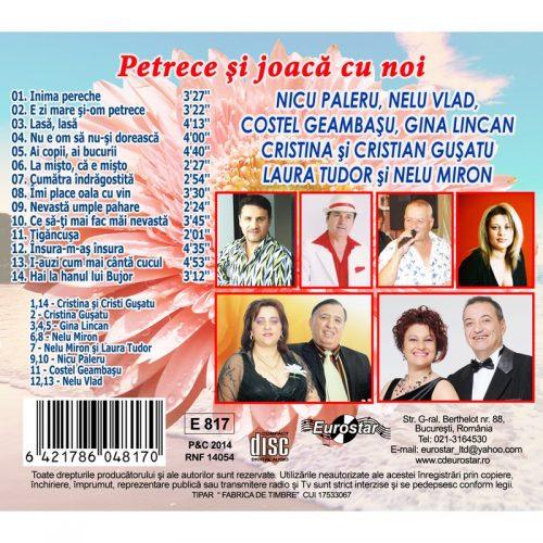 Petrece si joaca cu noi (CD)