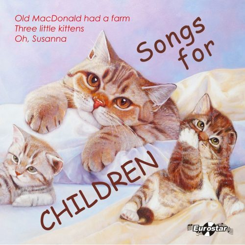 Songs for children (CD)