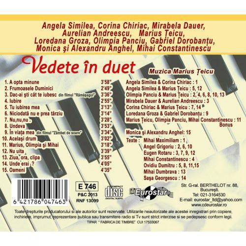 Vedete in duet (CD)
