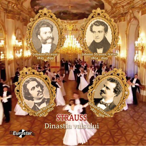 Dinastia valsului (CD)