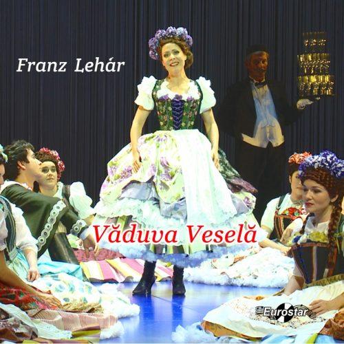 Vaduva vesela (CD)