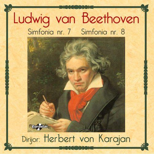 Simfonia nr. 7, Simfonia nr. 8 (CD)