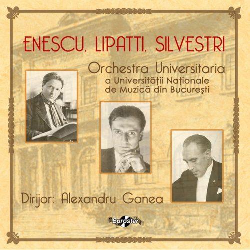 Enescu, Lipatti, Silvestri (CD)