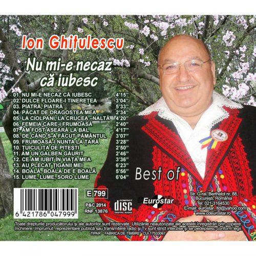 Nu mi-e necaz ca iubesc (CD)