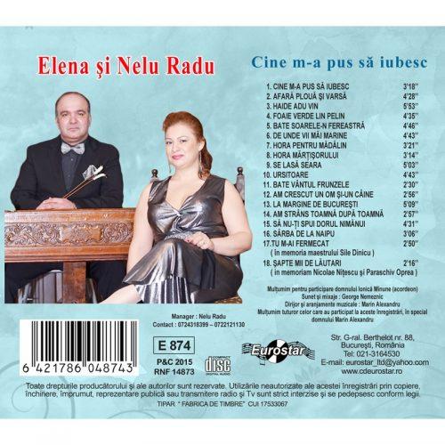 Cine m-a pus sa iubesc (CD)