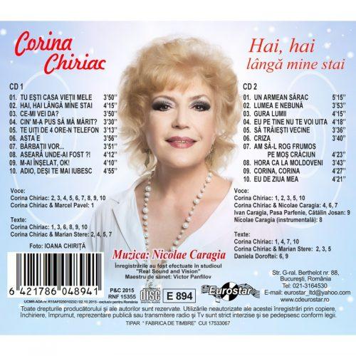 Hai, hai langa mine stai (CD)