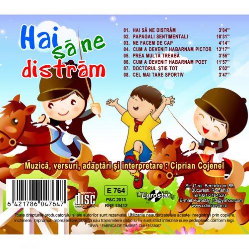 Hai sa ne distram (CD)