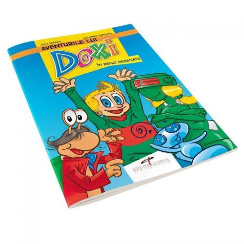Aventurile lui DOXI in benzi desenate (ed. tiparita)
