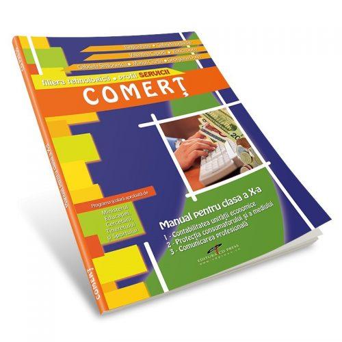 Comert: Manual pentru clasa a X-a (ed. tiparita)