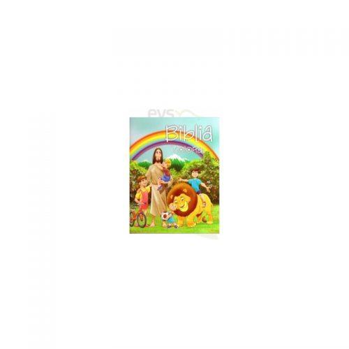 Biblia de colorat (ed. tiparita)