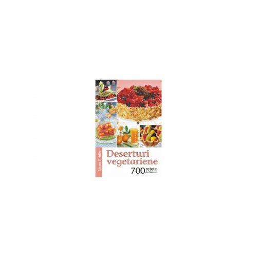 Deserturi vegetariene (ed. tiparita)