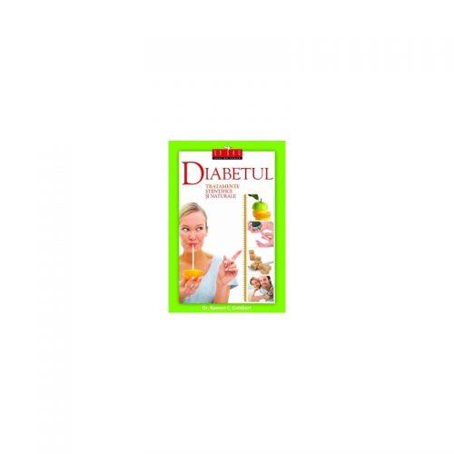 Diabetul: Tratamente stiintifice si naturisteajutor. (ed. tiparita)