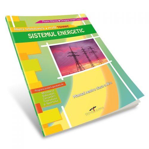 Sistemul energetic: Manual pentru clasa a XI-a (ed. tiparita)