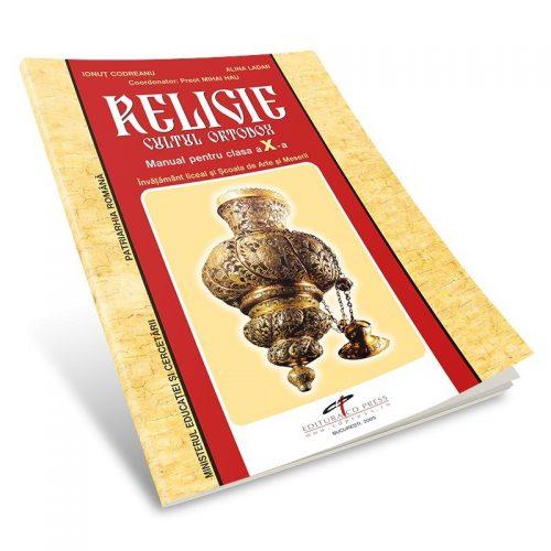 Religie, Cultul crestin ortodox: Manual pentru clasa a X-a (ed. tiparita)