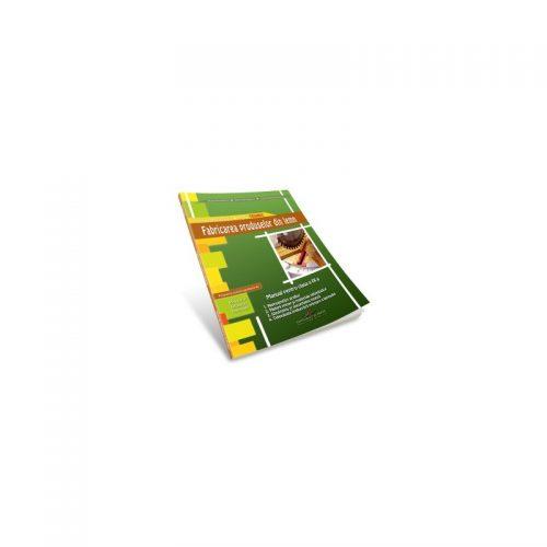 Fabricarea produselor din lemn: Manual pentru clasa a IX-a (ed. tiparita)