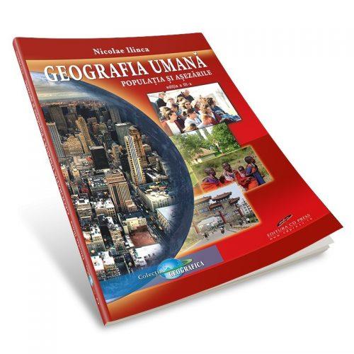 Geografia umana: Populatia si asezarile (ed. tiparita)