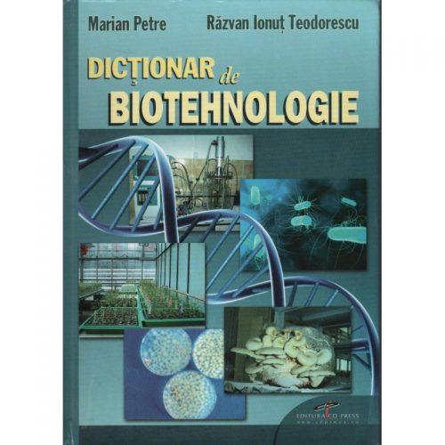 Dictionar de biotehnologie (ed. tiparita)