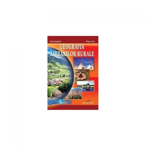 Geografia asezarilor rurale (ed. tiparita)