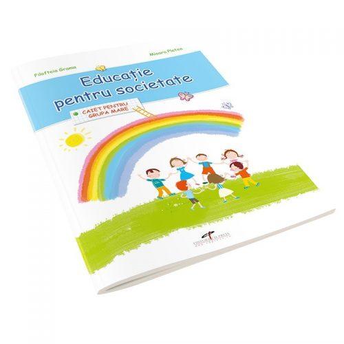 Educatie pentru societate (ed. tiparita)