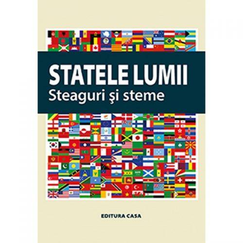 Statele lumii: Steaguri si steme (ed. tiparita)