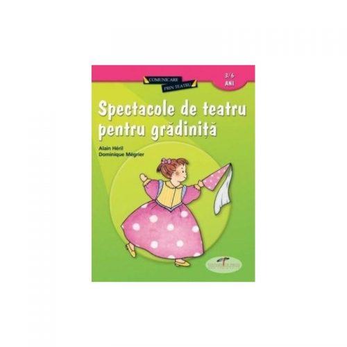 Spectacole de teatru pentru gradinita (ed. tiparita)