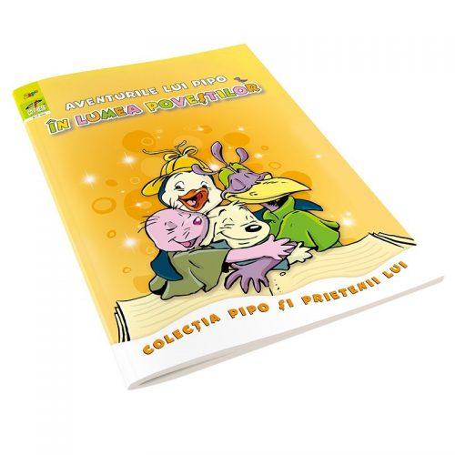 Aventurile lui Pipo in lumea povestilor (ed. tiparita)