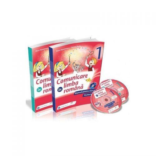 Comunicare in limba romana. SET Manuale, clasa I (ed. tiparita + CD)