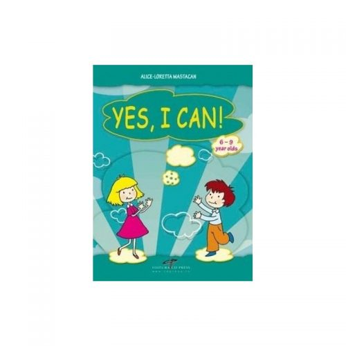 Yes, I can! (ed. tiparita)