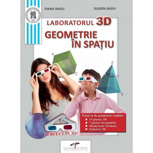 Laboratorul 3D: Geometrie in spatiu (ed. tiparita)