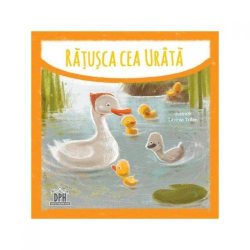 Ratusca cea urata (ed. tiparita)