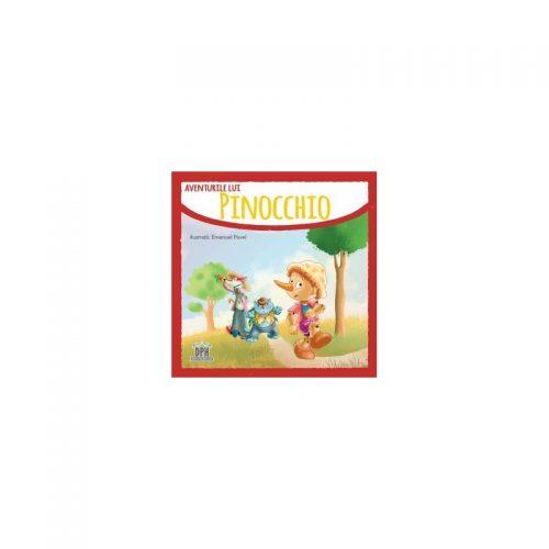 Aventurile lui Pinocchio (ed. tiparita)